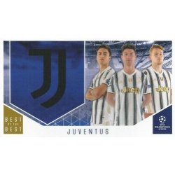 Juventus Club Cards 112