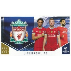 Liverpool Club Cards 113