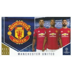 Manchester United Club Cards 115