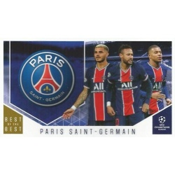 Paris Saint-Germain Club Cards 116
