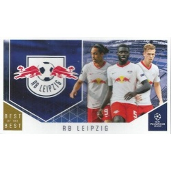 RB Leipzig Club Cards 117