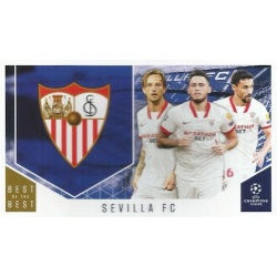 Sevilla Club Cards 119