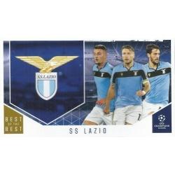 Lazio Club Cards 120