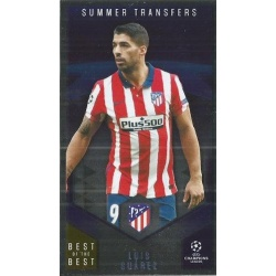 Luis Suarez Atletico Madrid Summer Transfers 121