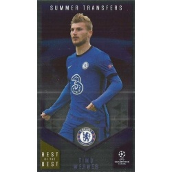 Timo Werner Chelsea Summer Transfers 124