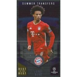 Leroy Sané Bayern Munchen Summer Transfers 125