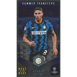 Achraf Hakimi Inter Milan Summer Transfers 126