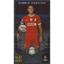 Thiago Alcantara Liverpool Summer Transfers 128