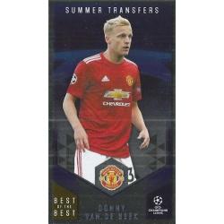 Donny van de Beek Manchester United Summer Transfers 130