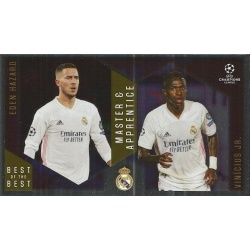 Eden Hazard / Vinicius Jr. Real Madrid Master Apprentice 139