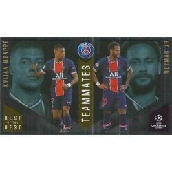 Kylian Mbappé / Neymar Jr. Paris Saint-Germain Master Apprentice 147