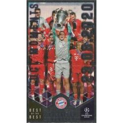 FC Bayern Munchen - 23.08.2020 Bayern Munchen UCL Moments 151