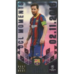 Lionel Messi Barcelona UCL Moments 154