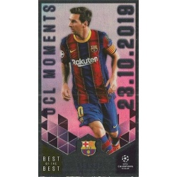 Lionel Messi Barcelona UCL Moments 156