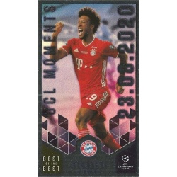 Kingsley Coman Bayern Munchen UCL Moments 157