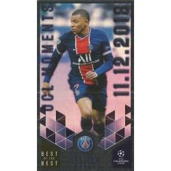 Kylian Mbappé Paris Saint-Germain UCL Moments 160