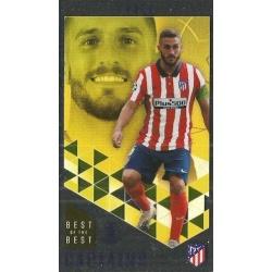 Koke Atletico Madrid Captains 163