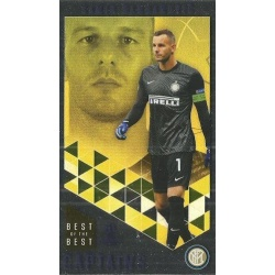 Samir Handanovic Inter Milan Captains 168