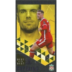 Jordan Henderson Liverpool Captains 173