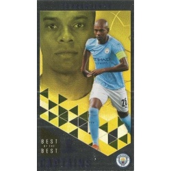 Fernandinho Manchester City Captains 174