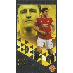 Harry Maguire Manchester United Captains 175