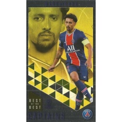 Marquinhos Paris Saint-Germain Captains 176