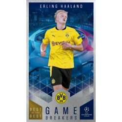 Erling Haaland Borussia Dortmund Game Breakers GB-1
