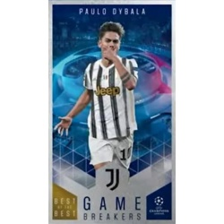Paulo Dybala Juventus Game Breakers GB-2