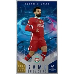 Mohamed Salah Liverpool Game Breakers GB-3