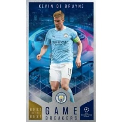 Kevin De Bruyne Manchester City Game Breakers GB-4