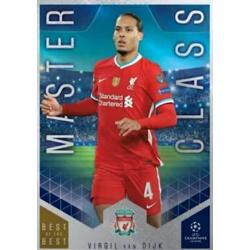 Virgil van Dijk Liverpool Master Class MC-4