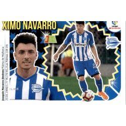 Ximo Navarro Alavés UF11