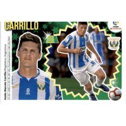 Carrillo Leganés Coloca 15b