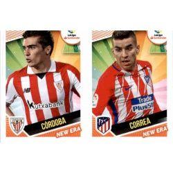 Córdoba – Correa New Era 3A-3B