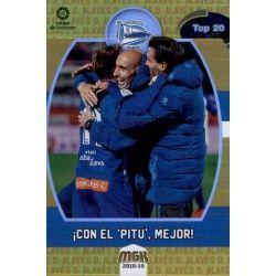 Con el Pitu, mejor! Top 20 Alavés 23