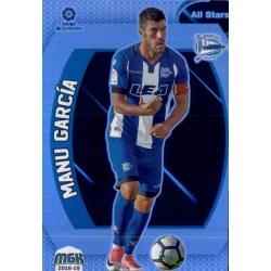 Manu García All Stars Alavés