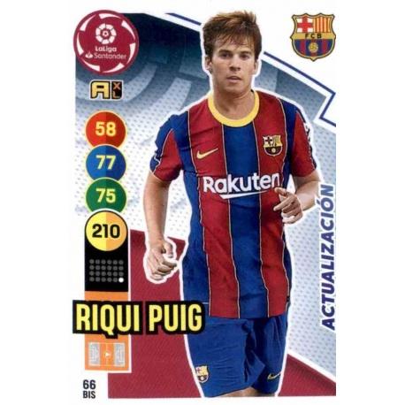 Riqui Puig Actualización Barcelona