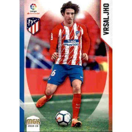 Vrsalijko Atlético Madrid 59