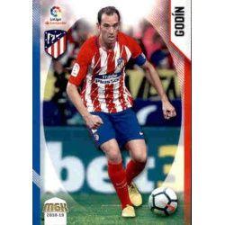 Godín Atlético Madrid 61
