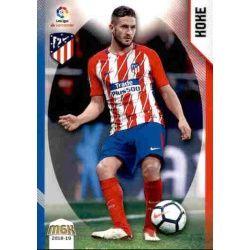 Koke Atlético Madrid 67