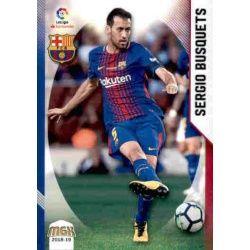 Sergio Busquets Barcelona 93