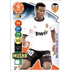 Musha Fichas Bis Valencia 324 Bis