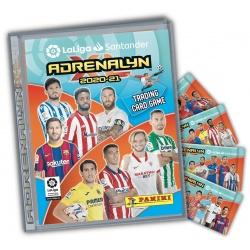 Colección Panini Adrenalyn XL Liga Santander 2020-21