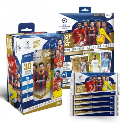 Colección Topps UCL Best of the Best 2021