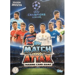 Colección Topps Match Attax Champions 2015-16