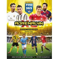 Colección Adrenalyn XL FIFA 365 2021