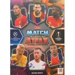 Collection Topps Match Attax 2020-21 (International)