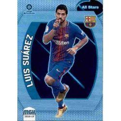 Luis Suárez All Stars Barcelona