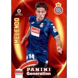 Melendo Panini Generation Espanyol 213