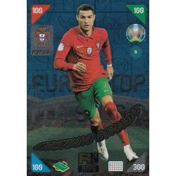 Cristiano Ronaldo European Master Portugal 9